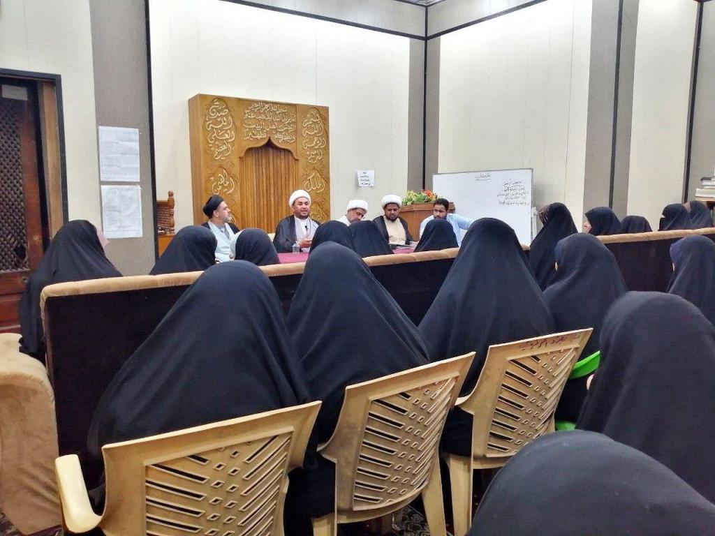 تهيئة جديدة ببرامج تبليغية لأستقبال شهر رمضان المبارك