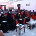 مجمع المبلغات الرساليات فرع البصرة يقدم ندوة علمية في جامعة البصرة