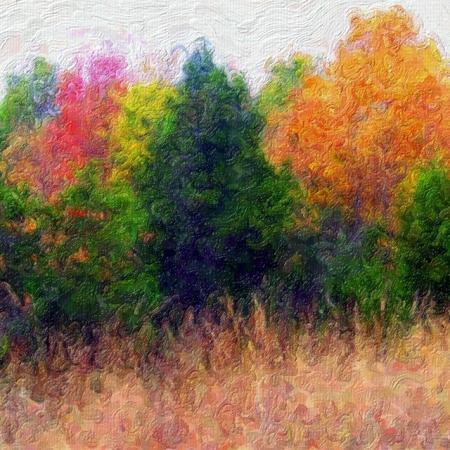 El bosque de las Artes