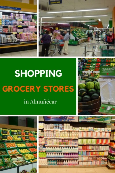 Almuñécar Supermarkets, Grocery Stores Locations & Opening Hours. Almuñécar grocery stores, supermarkets, supermercados including Mercadona opening hours, Lidl, Dia, Alcampo, Eroski and more. Most offer free validated parking and extended summer hours. Read more on Almunecarinfo.com