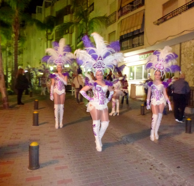 Festivals of Almuñécar - Carnaval Almunecar 2014