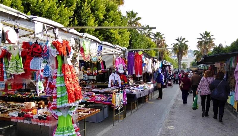 Friday Market Almunecar - Friday markt