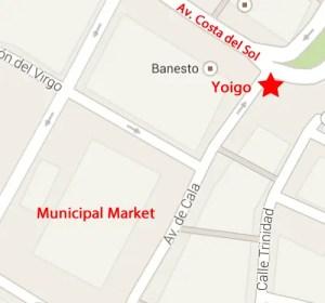 Mobile Phone Store Yoigo