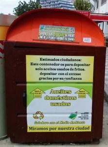 Almunecar Recycle Bins - Oils Aceites (1)