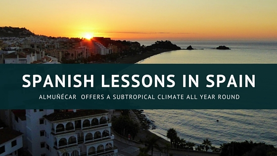 Spanish Lessons in Almunecar Spian