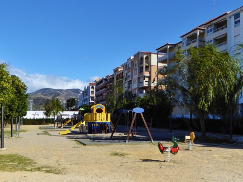 Almuñécar Playgrounds and Parks Parque Rio Verde