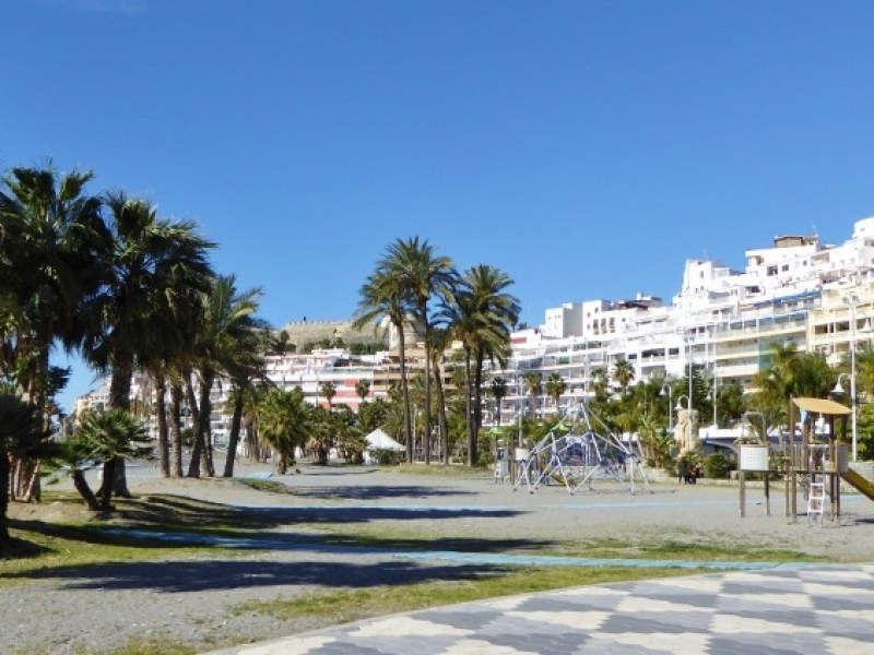Almuñécar Playgrounds and Parks Paseo del Altillo