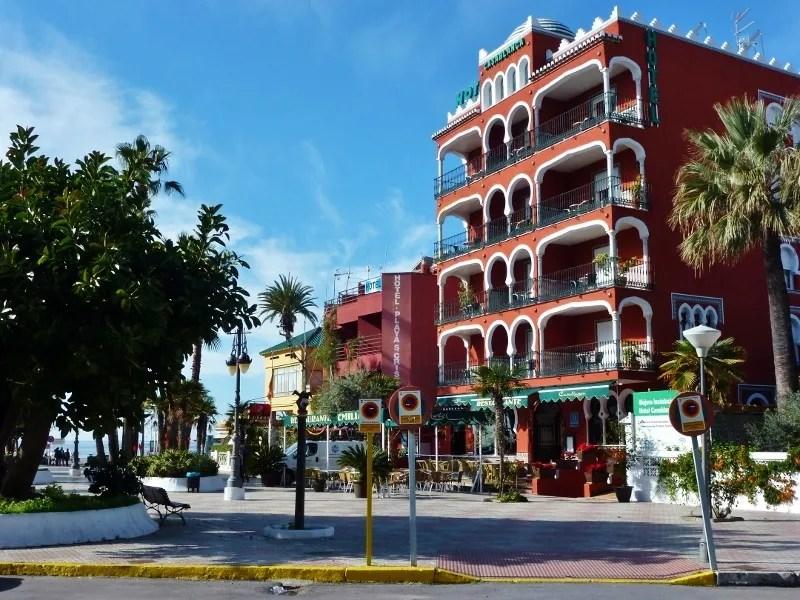 Almuñécar Plazas - Plaza de Abderraman I