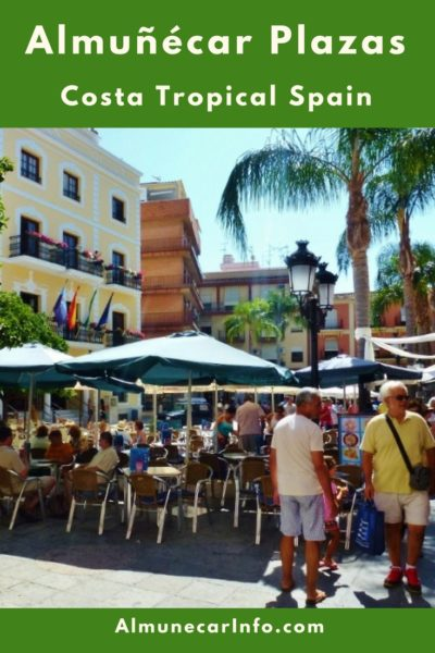 Enjoy Almuñécar Plazas to experience the charm of Spanish life.  We will share with you some of the most popular Spanish plazas, with a map. Read more on Almunecarinfo.com