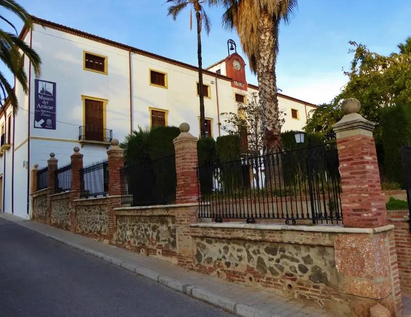 Old Spanish sugar mill - Motril's Pre Industrial Sugar Museum Motril - Azucar Palma