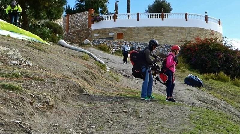 Enjoy Tandem Paragliding in Spain!