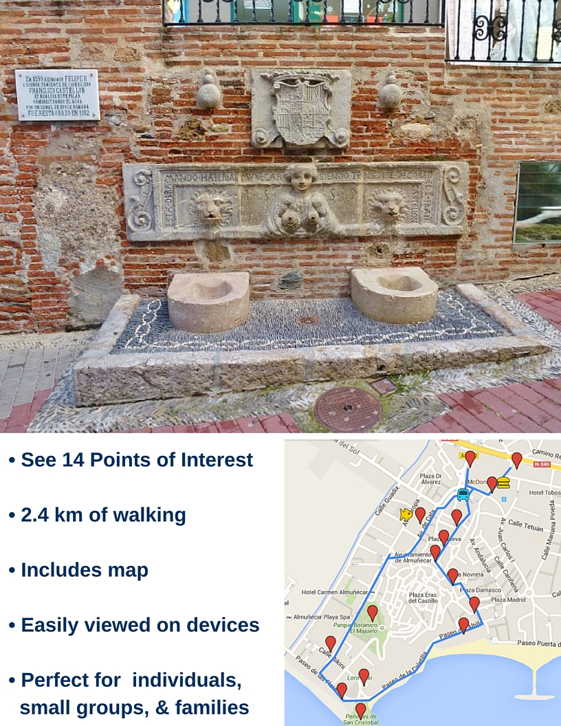 Almuñécar Walking Guides - The Welcome Walk