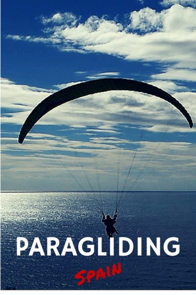 Have you ever dreamed of flying? Granada has some of Europe's most southern sites for paragliding Spain! Try a tandem experience with Hotel California. Read more on Almunecarinfo.com