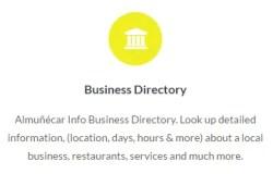 Almunecar Business Directory Listings