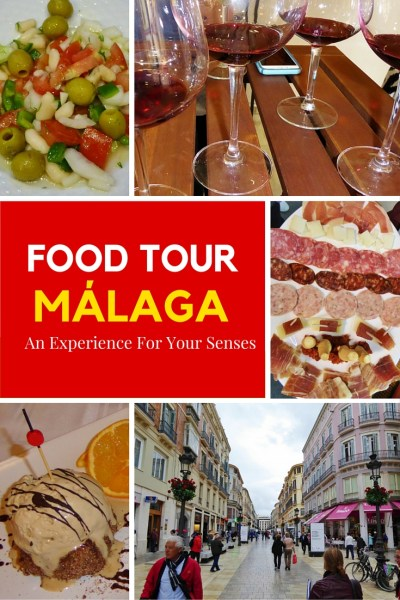 Devour Málaga food tour. Allow all of your senses to experience the best of Malaga. A great treat for a group of friends or the entire family. Read more on WagonersAbroad.com