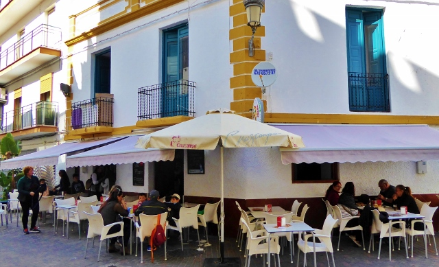 Restaurante New Little Italy Almunecar