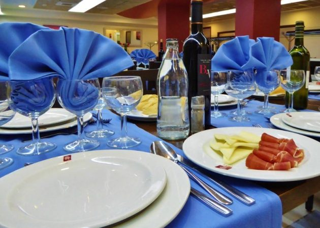 Hotel Helios Dinner Buffet and Dining Room - private party room