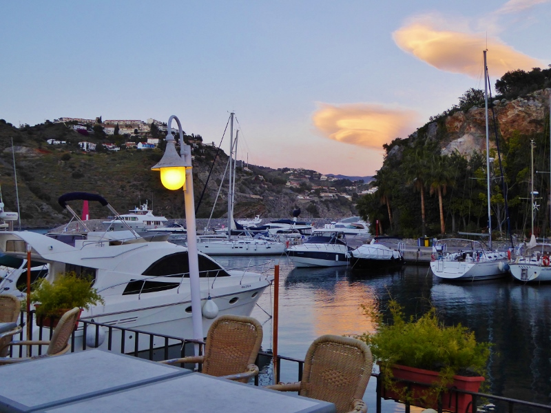 Marina del Este, nestled in a protected cove, between Almuñécar and La Herradura. How to get there, what to do and see, boat rentals, charters and more. Read more on Almunecarinfo.com