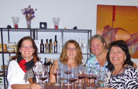 Devour Malaga Food Tour with good friends or family