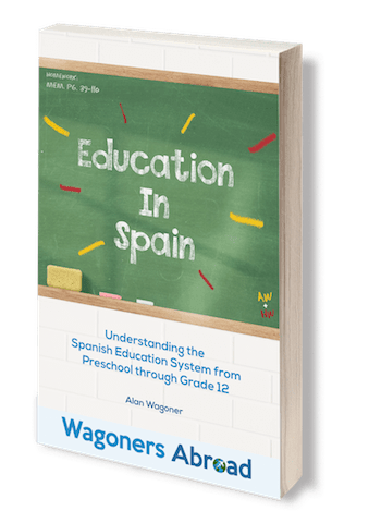 """If you're planning on educating a child in Spain, you'll wish you had this book!"""