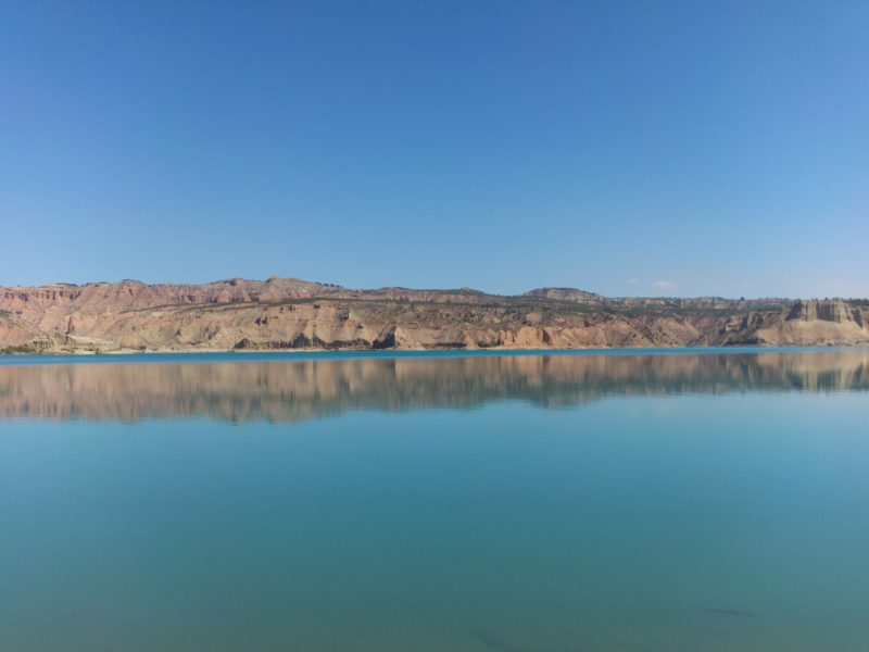 Negratín Reservoir
