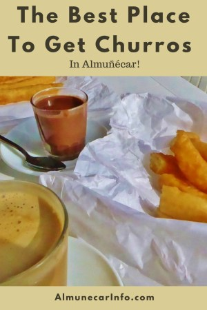 If you are looking for a churros recipe, it's here! If you don't want to makethem, we will tell you where to get the best churros in Almuñécar! Churros take away or eat them there! Read more on AlmunecarInfo.com