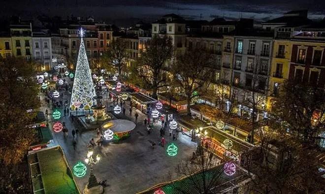 Granada Christmas Lights
