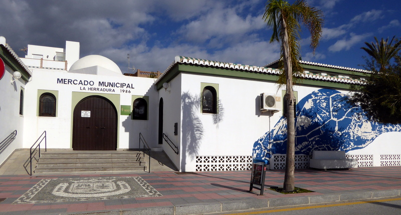 La Herradura Municipal Market