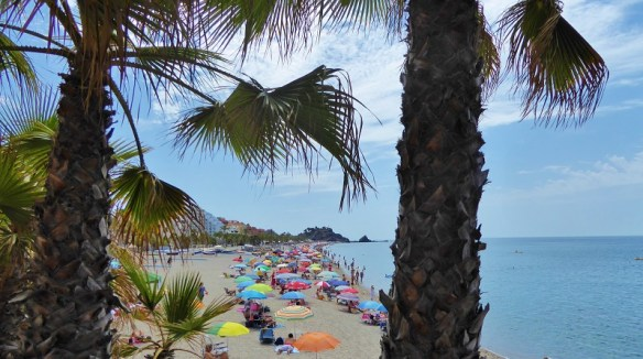 Almunecar Spain - How to get there, what to do, what to see