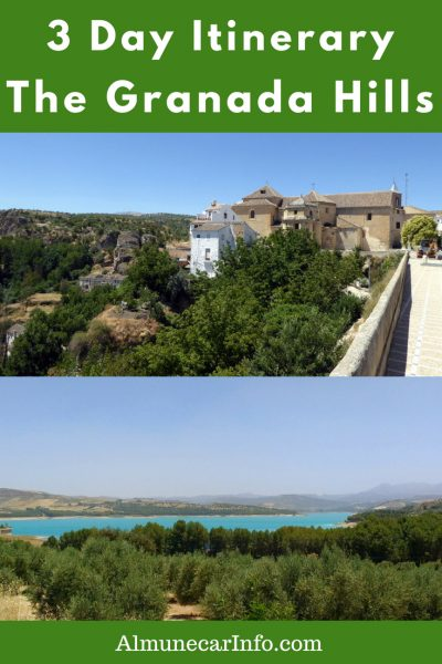 A 3 day itinerary to help you to get out and explore the Granada hills and countryside in the southwest side of the province, inlcuding Alhama de Granada, Los Bermejales Lake and more! Read more on Almunecarinfo.com
