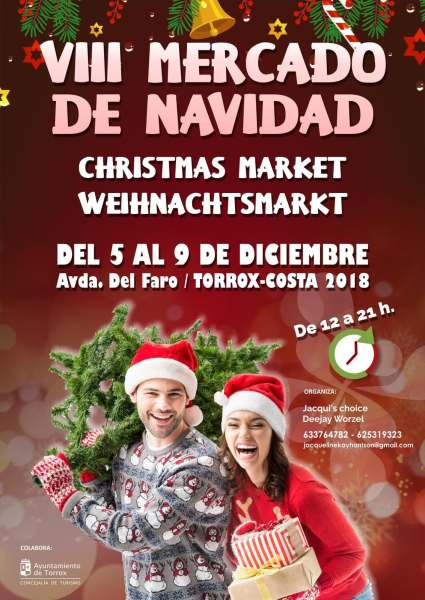 Torrox Christmas Market 2018