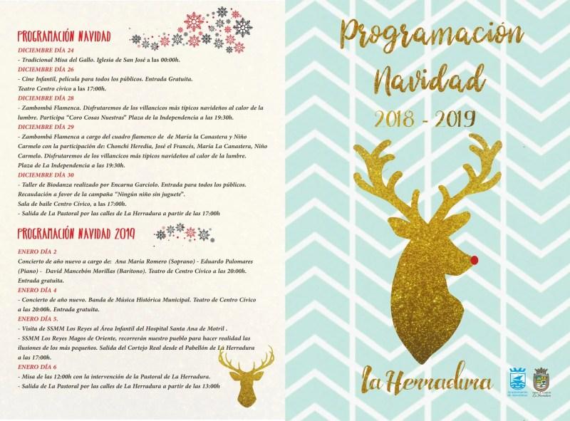 La Herradura Christmas Program 2018-2019