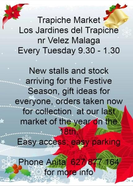 Trapiche Market Velez Malaga