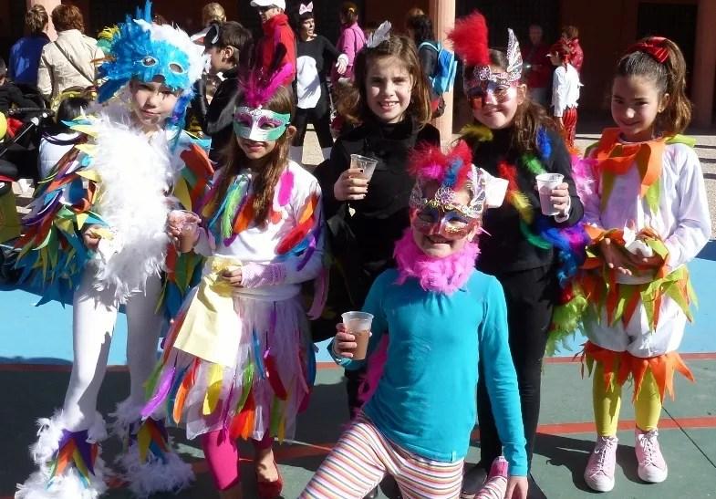 Almuñécar & La Herradura Carnival kids party