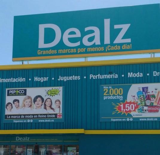 Motril Shopping Dealz - pound shop