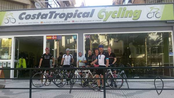 Costa Tropical Cycling - bicycle repair, bike maintenance, bike rentals, cycling tours and more.