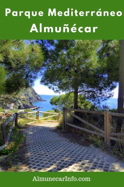 Enjoy an Almunecar hike, walk or picnic at Parque Mediterráneo (Mediterranean Park). Surrounded by nature, paths, beaches & gorgeous sea views too. Read more on Almunecarinfo.com