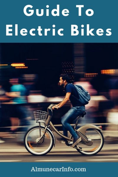 Almuñécar Info Guide to Electric Bikes. An electric bike is the perfect way to explore the area. From a folding electric bike to an electric mountain bike, we review the best options. Read more on Almunecarinfo.com