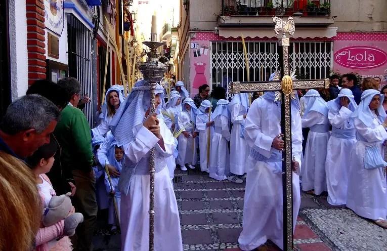 Semana Santa - Domingo de Ramos Almunecar (7)