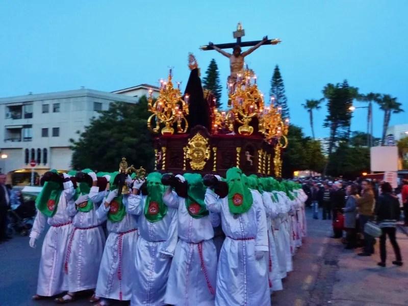 Semana Santa Jueves Santo 2014