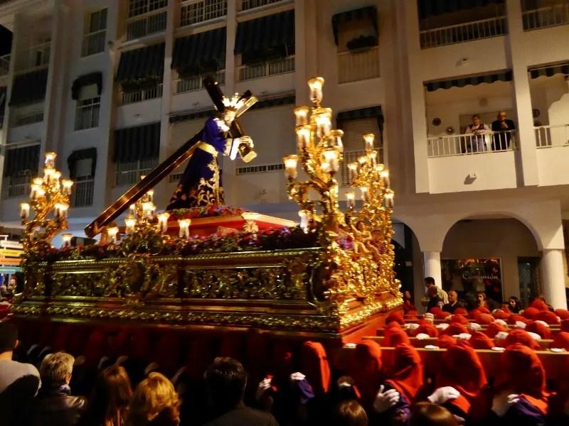Semana Santa Thursday 4 processions