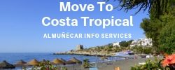 ALMUÑÉCAR INFO SERVICES - move to the Costa Tropical