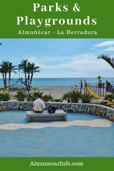 If you have little ones, you will enjoy the Almuñécar playgrounds and parks.  This will be a great place for them to burn off a little energy.  Read more on Almunecarinfo.com