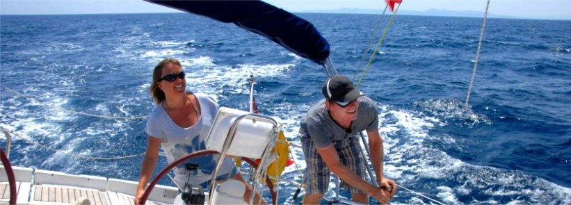 How about Sailing School? You can learn to sail at the only Royal Yachting Association (RYA) training center in Costa Tropical!