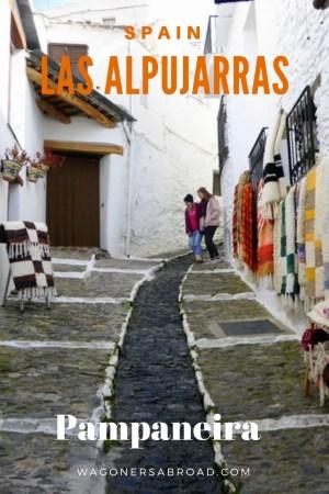 Las Alpujarras Spain - Pampaneira