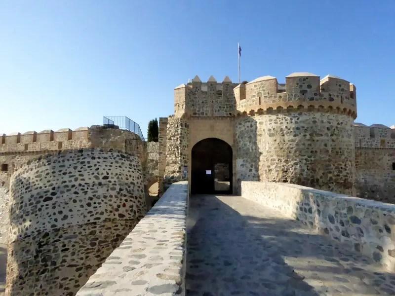 San Miguel Castle Almunecar