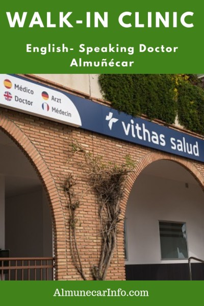 Almuñecar Vithas Salud medical center is an international walk-in clinic, with English speaking doctors and 24 hour emergency services. Read more on Almunecarinfo.com