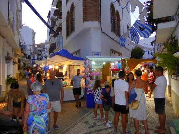 Luz de Luna La Herradura night market summer 2019 (27)