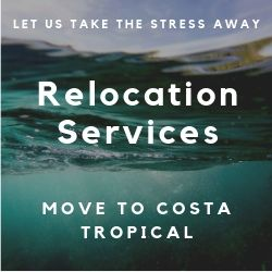 Relocation Services Almunecar - Costa Tropical
