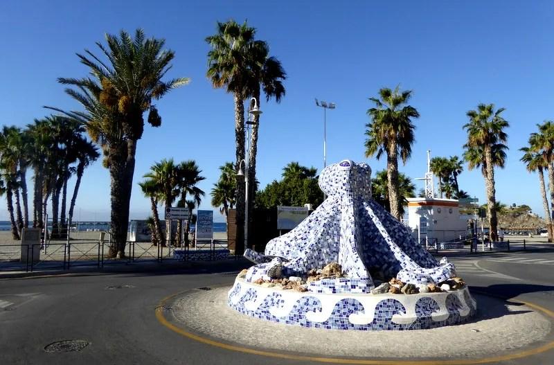 Puerta del Mar Pulpo